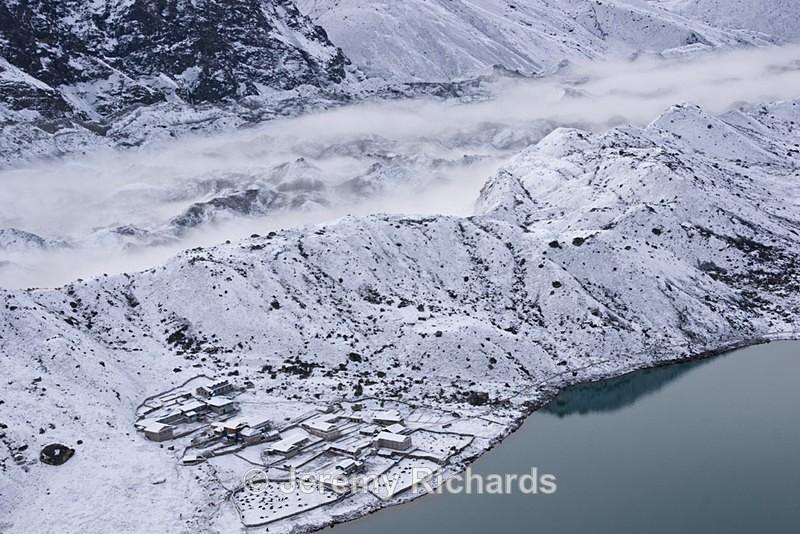 Himalayan Glacier - Nepal