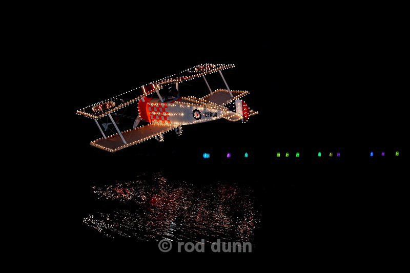 Matlock Illuminations/Derwent Pulse - Peak District