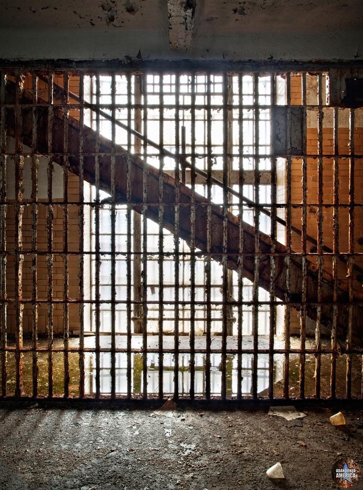 Essex County Jail Annex (Caldwell, NJ) | Barred Reflections - Essex County Jail Annex
