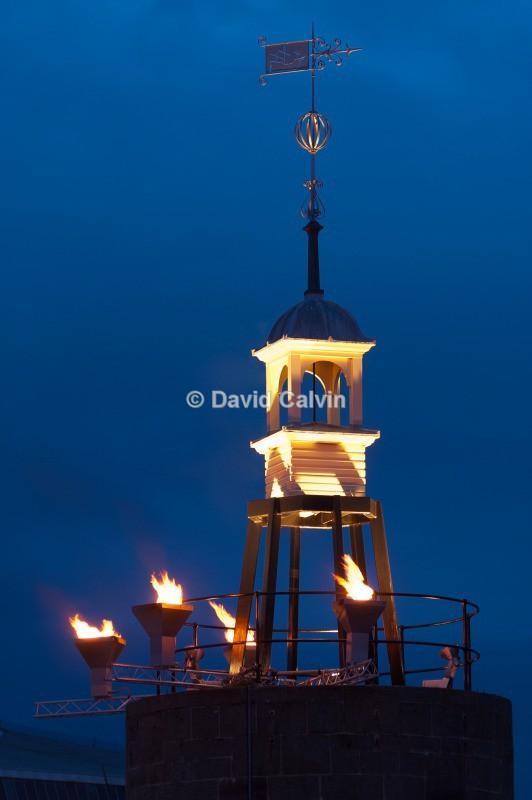 Weathervane Tower - Bristol Harbourside