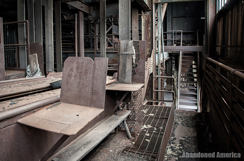St. Nicholas Coal Breaker (Mahanoy City, PA) | Not Ergonomic - St. Nicholas Breaker