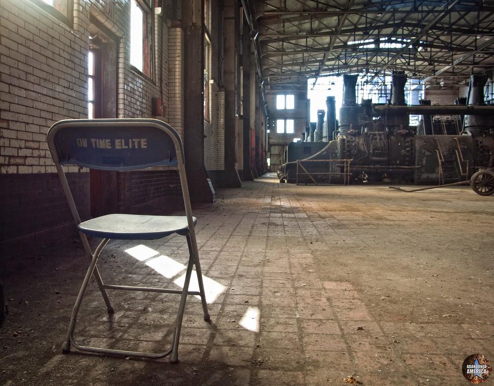 Bethlehem Steel (Bethlehem, PA) |such a blank, uncompromising shutdown - Bethlehem Steel