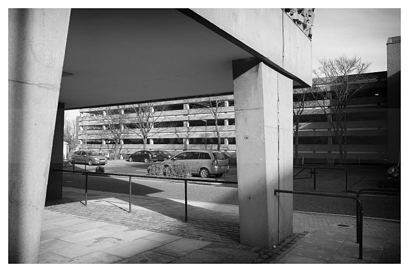 Chapel Street car park - Architecture