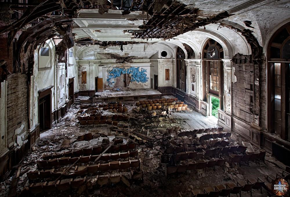 Tome School (Port Deposit, MD) | Abandoned America
