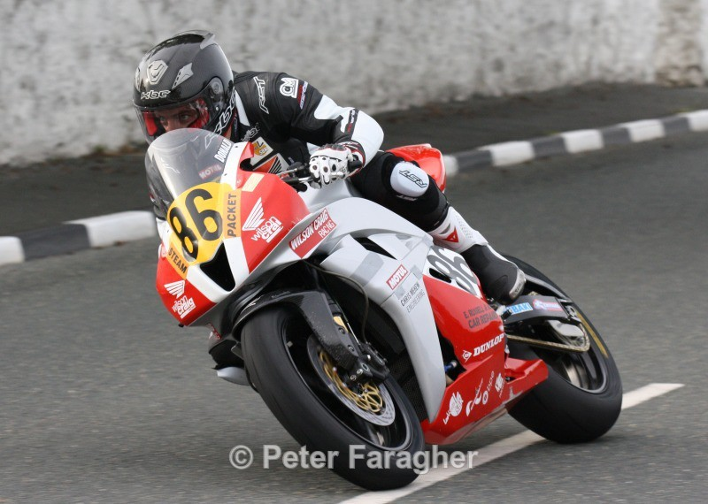 Cameron Donald - Southern 100 Road Races