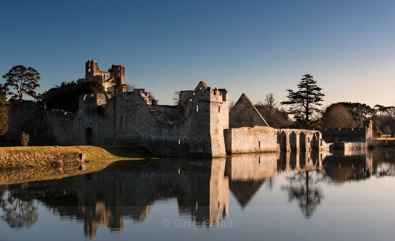 Adare Castle - Landscapes of Ireland - The History