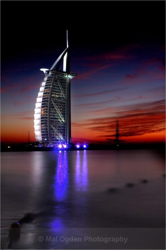Burj Al Arab - Dubai UAE