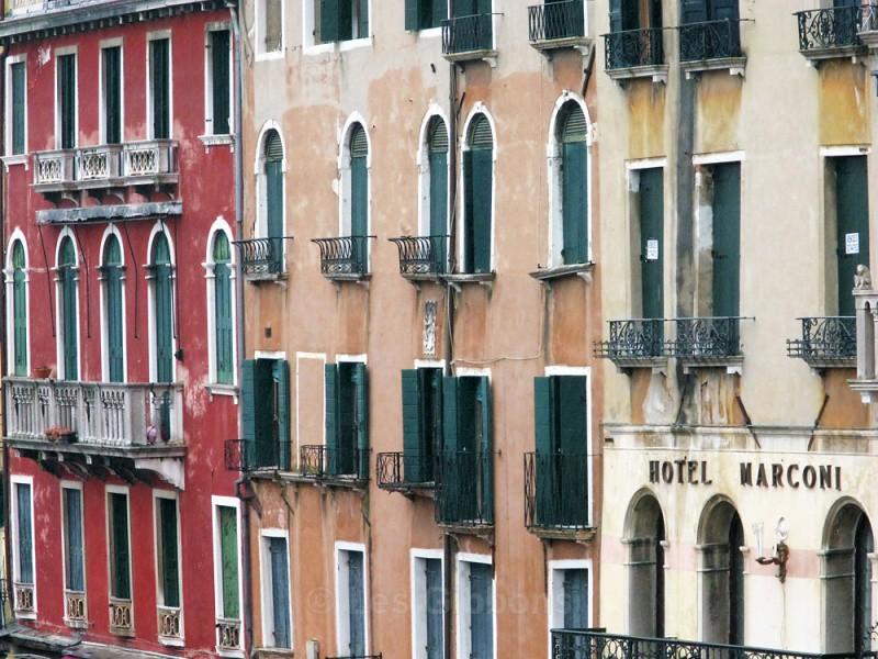 the marconi - Venice