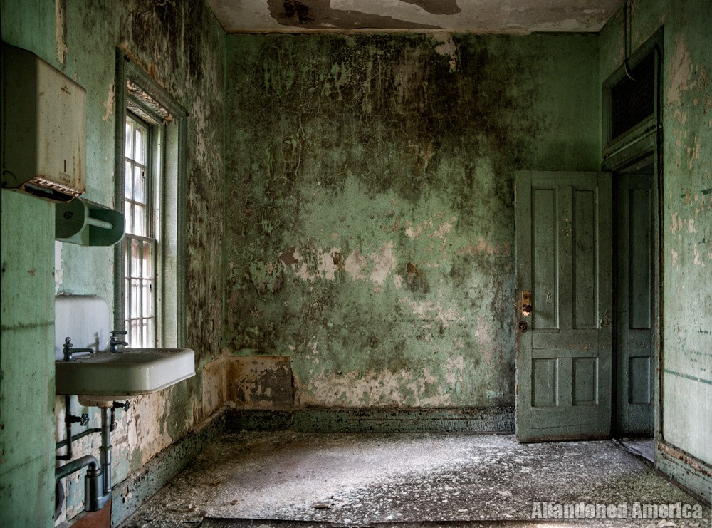 The Arbitrary Nature of Sanity | Abandoned America