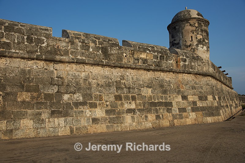 Fortifications of Cartagena - Colombia