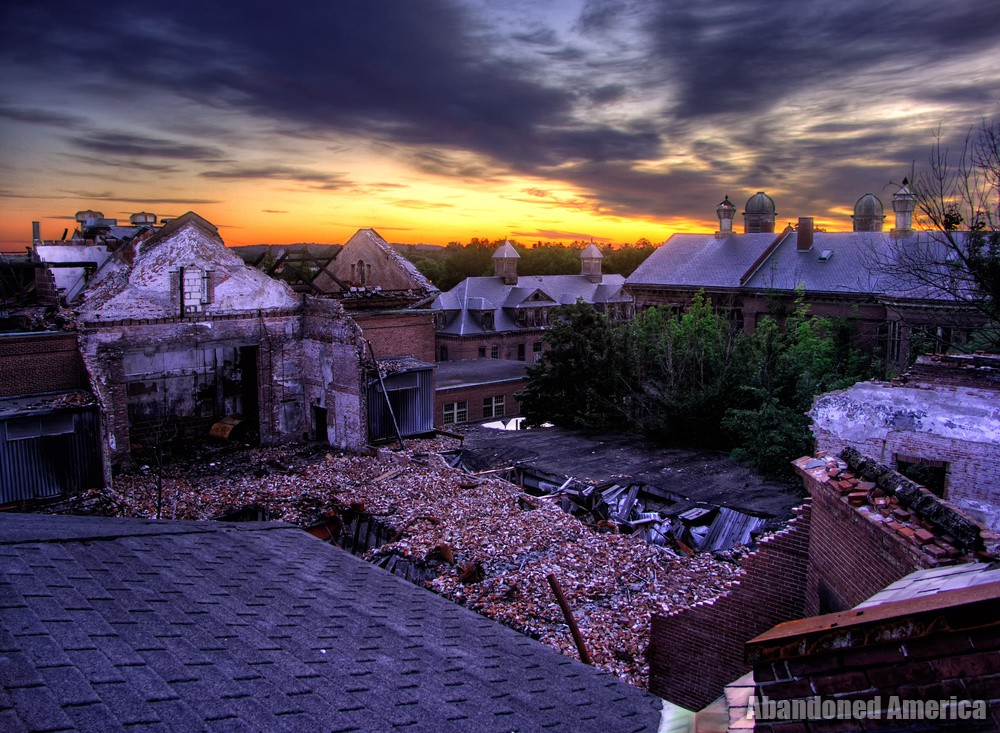 Demolition By Neglect | Abandoned America