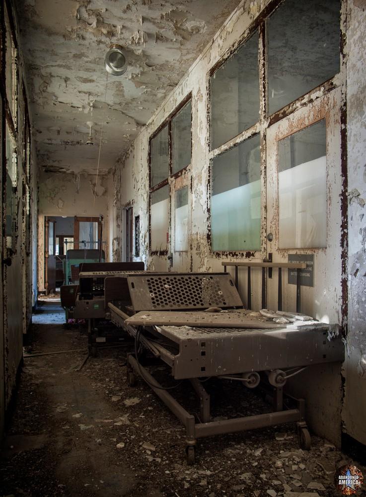 Sydenham/Montebello Hospital (Baltimore, MD) | Beds Aplenty - Sydenham/Montebello Hospital