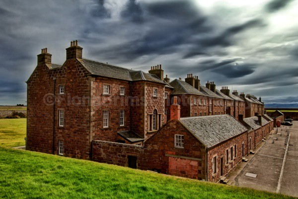 fort george-28 - Architecture