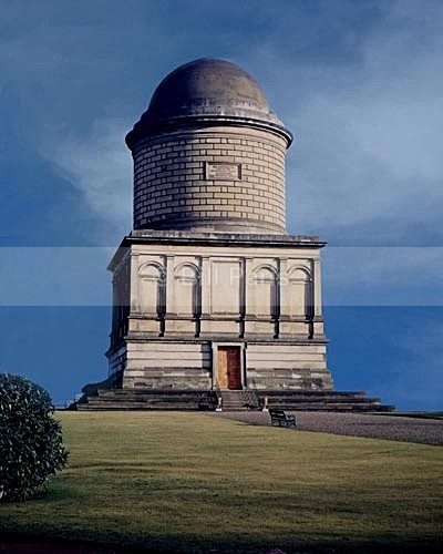 The Mausoleum Hamilton - Land and Sea