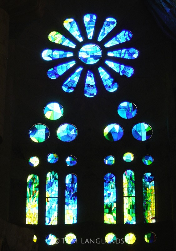 Stained Glass - Art, Architecture and Places