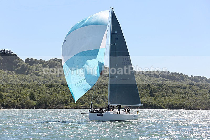 160806 SPIRIT OF JACANA IRL1335 Y92A1536 - SATURDAY 6th August - START OF COWES WEEK