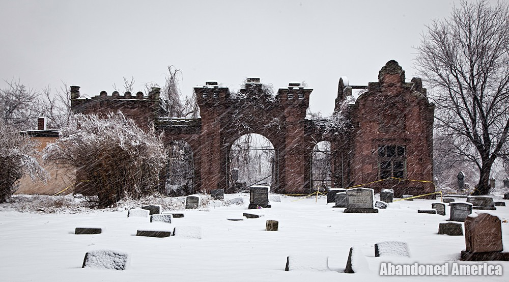 Mount Moriah Cemetery (Philadelphia, PA)  | Abandoned America
