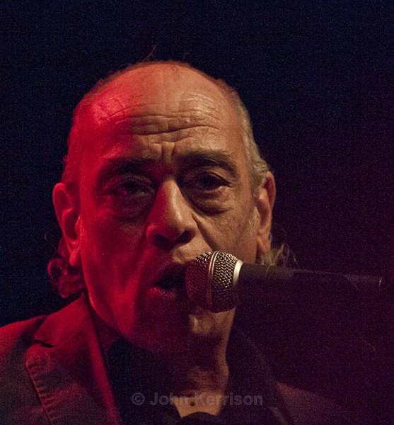 Norman Watt-Roy of the Blockheads 3 - Concert