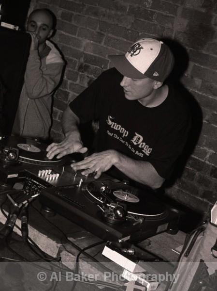 67 dj noize - Rodney P & Skitz @ sankeys  28.11.02