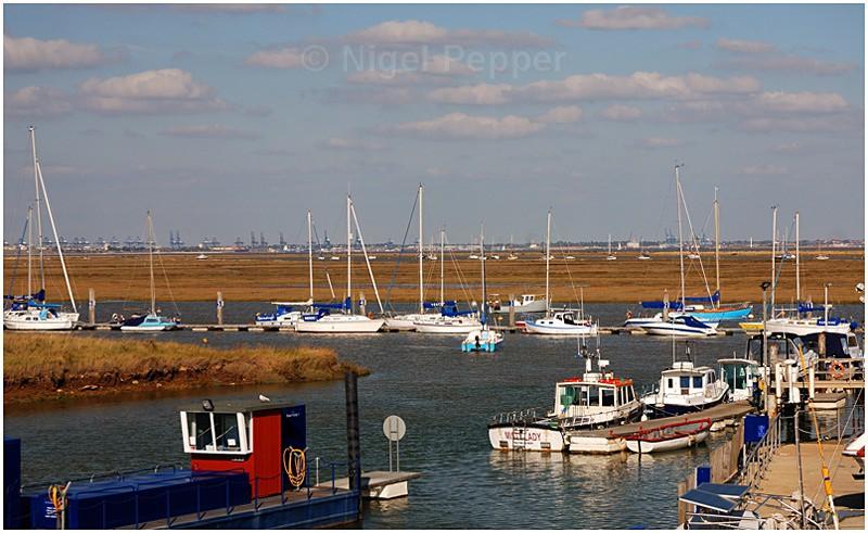 Marina (2) - Titchmarsh Marina