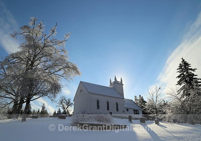 Long Reach United Church ~ Kingston Peninsula ~ New Brunswick, Canada - Churches of New Brunswick