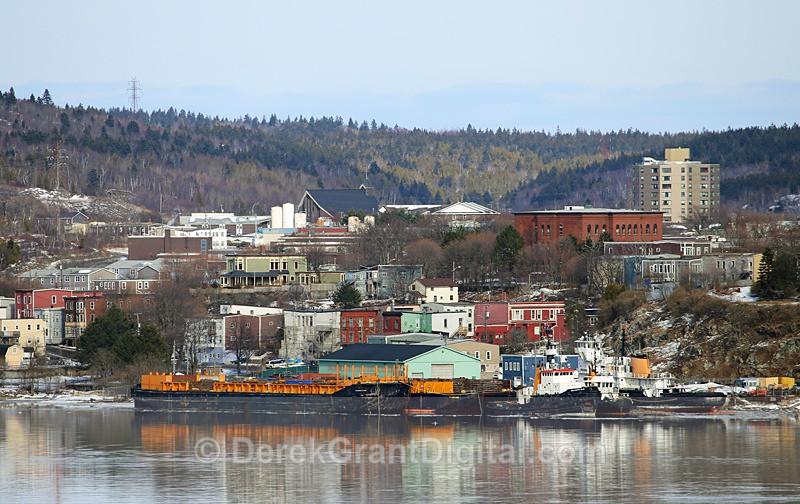 Indiantown, Saint John New Brunswick - Saint John