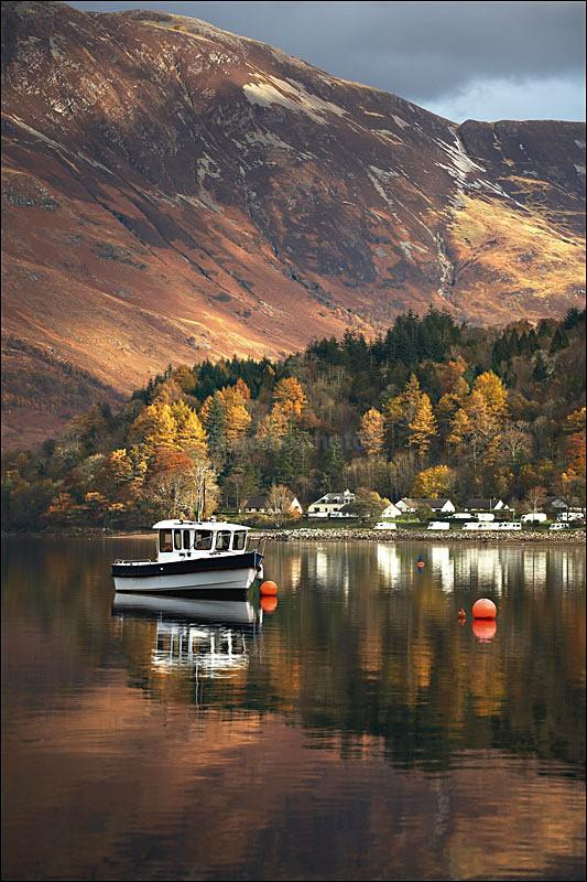 Dappled Light - Photographs of Scotland