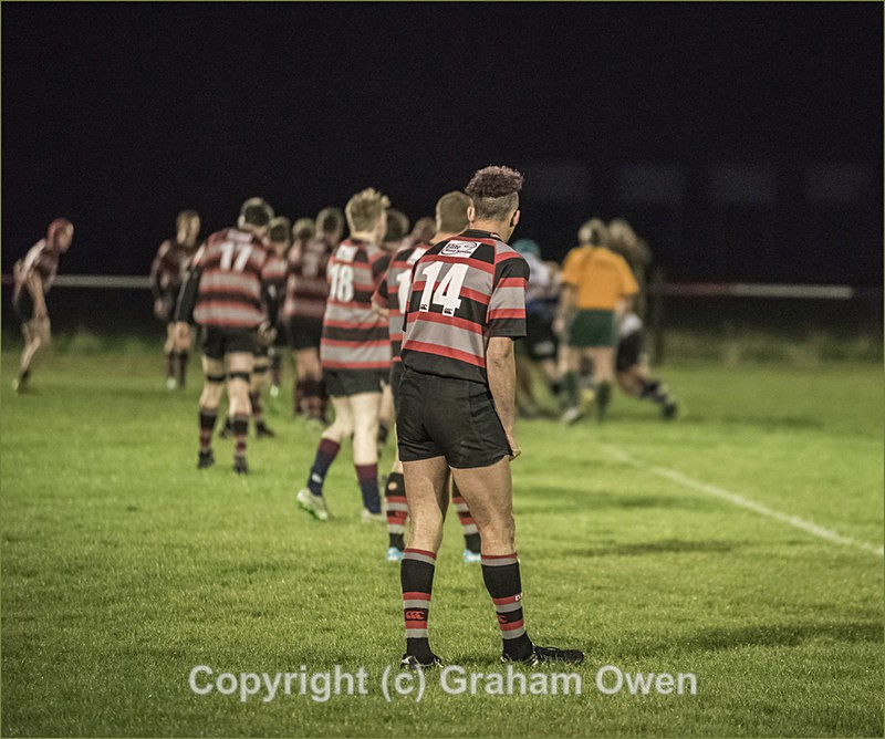END OF THE LINE by Graham Owen - v Bedford 2017 Cup Final