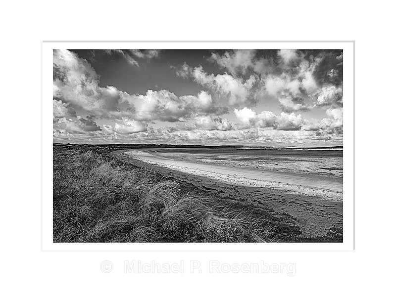 Ebbing Tide, North Uist Outer Hebrides Scotland - Scotland, UK