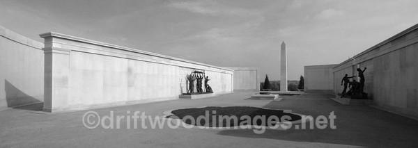 Armed Forces Memorial - Armed Forces Memorial, National Memorial Arboretum