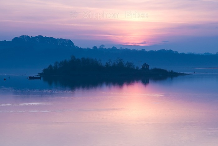 Sunrise at Carsington Water | Dawn Over Derbyshire