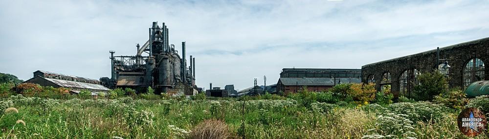 Bethlehem Steel (Bethlehem, PA) | The Way It Used to Be - Bethlehem Steel