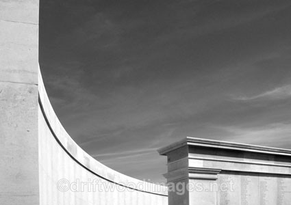 Armed Forces Memorial - Armed Forces Memorial, National Memorial Arboretum