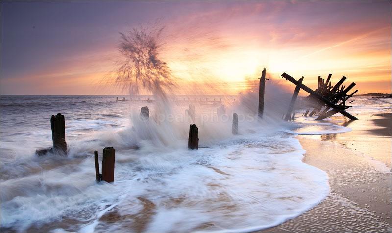 A Splash of Haze - Photographs of England