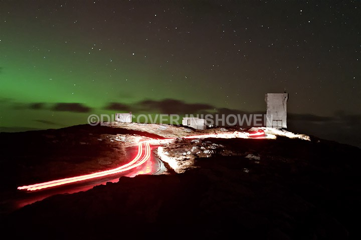 Aurora Borealis (Northern Lights) - Inishowen peninsula