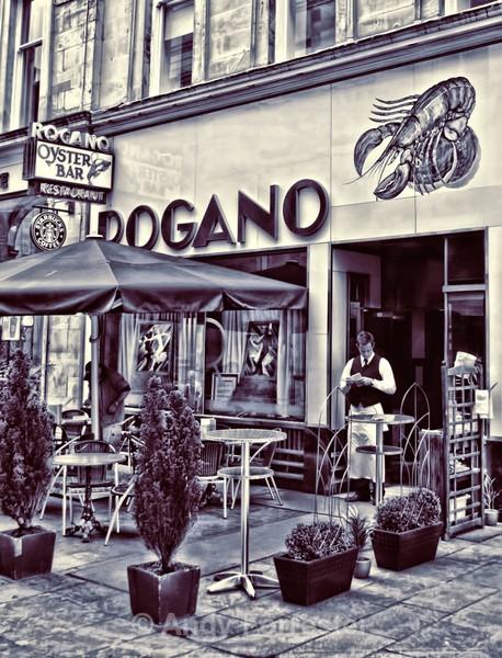 Rogano's, Glasgow - Retouched