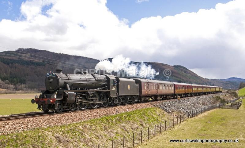 Great Britain 6 - Preserved Railways