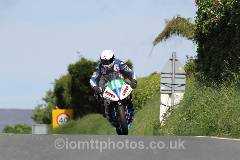Colin Stephenson Kawasaki / C S Racing - Bikenation Lightweight TT