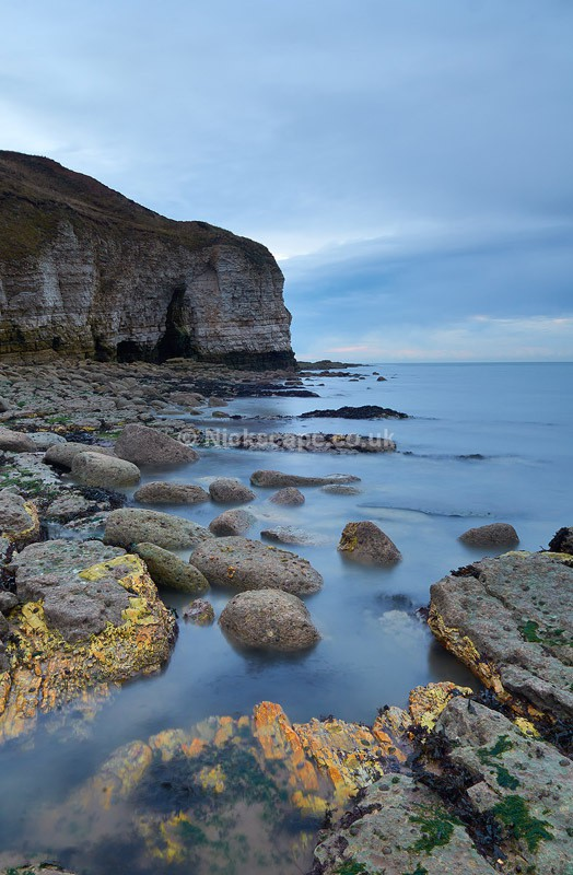 Flamborough Seascape Photography - North Bay, Yorkshire Coast - Yorkshire