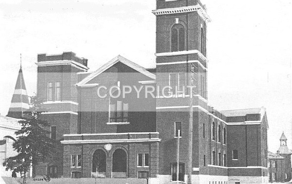 McDougall Methodist Church - (Church Histories) Historic Churches & Temples