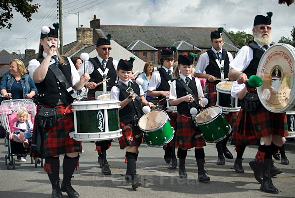 22 - Sanquhar Riding of the Marches 2010