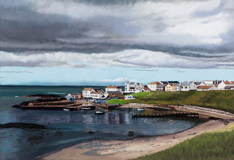 Portballintrae - After the Storm - Paintings