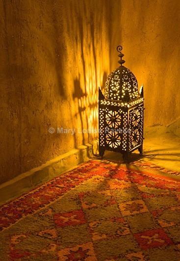 Lantern Shadows - Travel