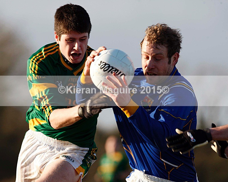 _MGN0184 - Meath v Longford in Ballymahon 17-01-10.