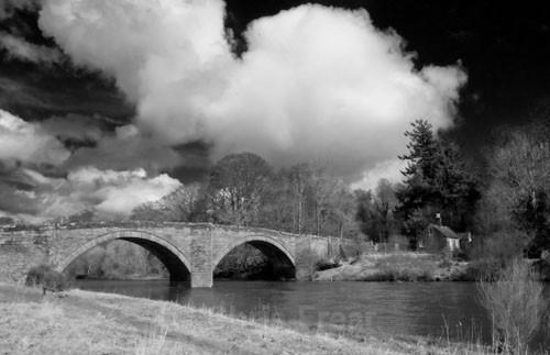 Nith Bridge, Thornhill - Around Thornhill