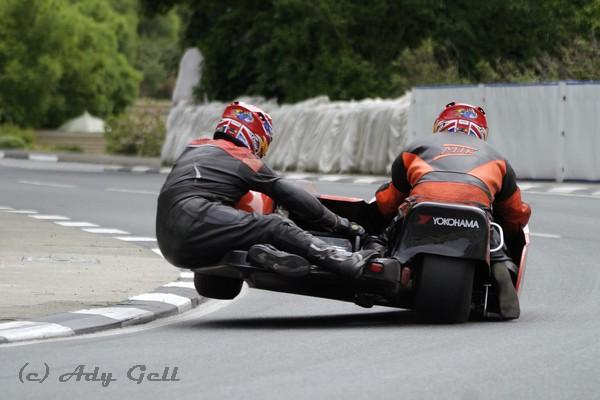 Hanks/Wells - Racing