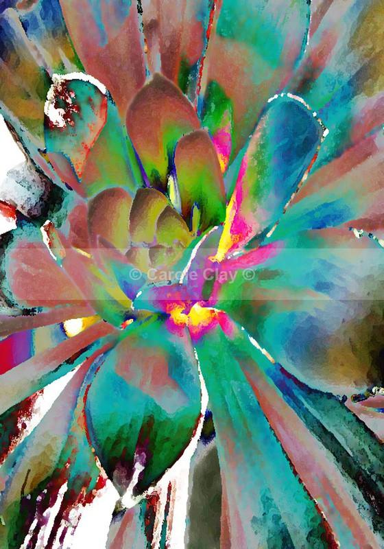 Flower SS005 - Skelton Show