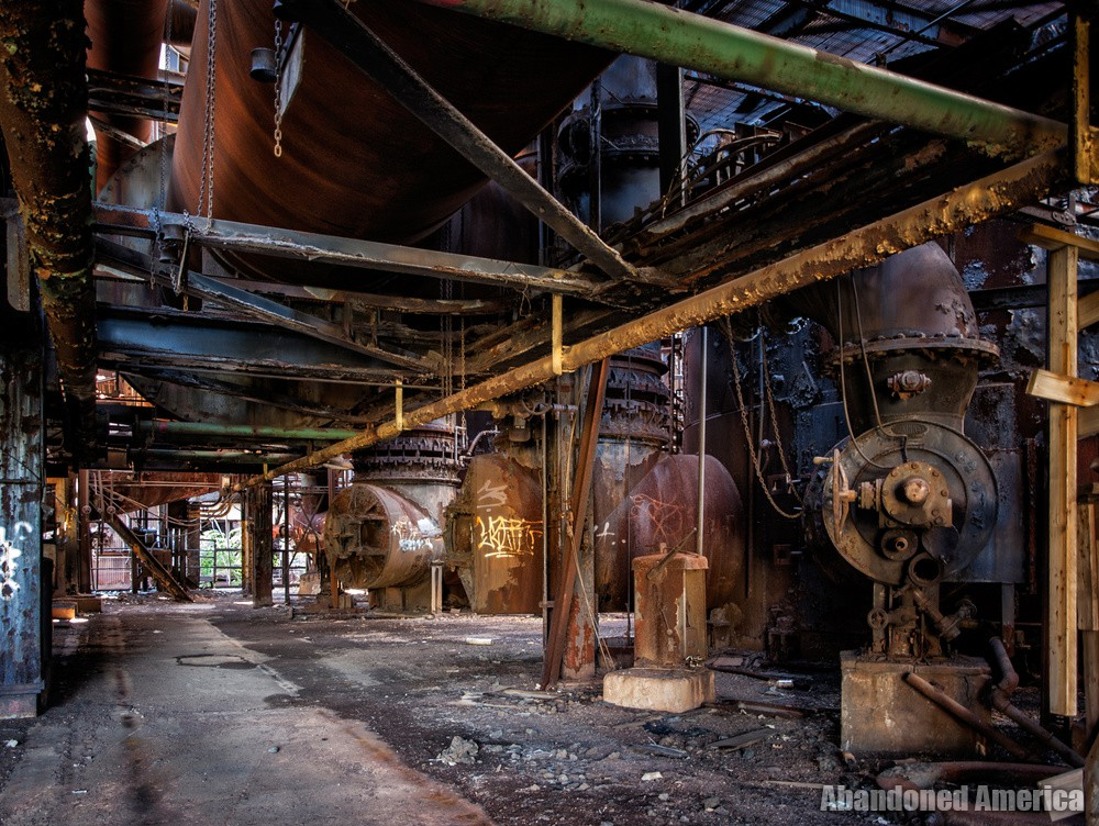 Carrie Furnaces (Rankin, PA) | Unsecured - Carrie Furnaces