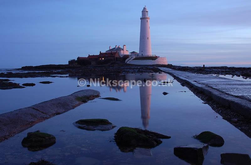 Northumberland40 - St Marys Lighthouse - Northumberland