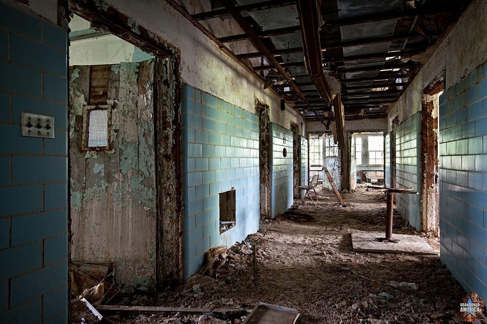 Forest Haven (Laurel, MD) | DCCC Hospital Hallway - Forest Haven